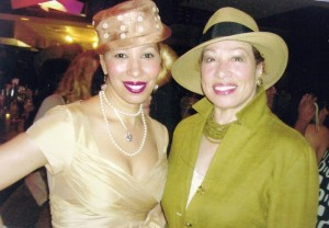 The Lady & Valerie Jackson