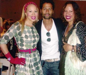 The Lady, Eric Benet & Billie Causieestko