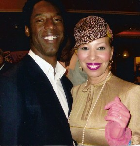 Isaiah Washington & The Lady