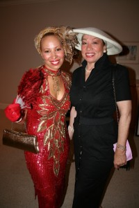 The Lady & Mrs. Valarie Jackson