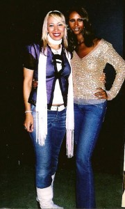 The Lady and Iman