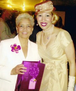 Mayor Shirley Franklin & The Lady