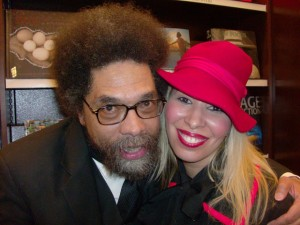 Cornel West & The Lady
